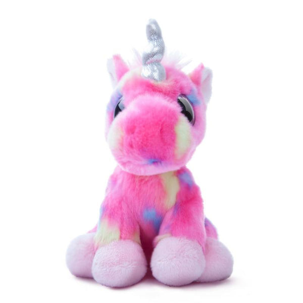 Candies Unicorn Rainbow plush toy 7In / 18 cm