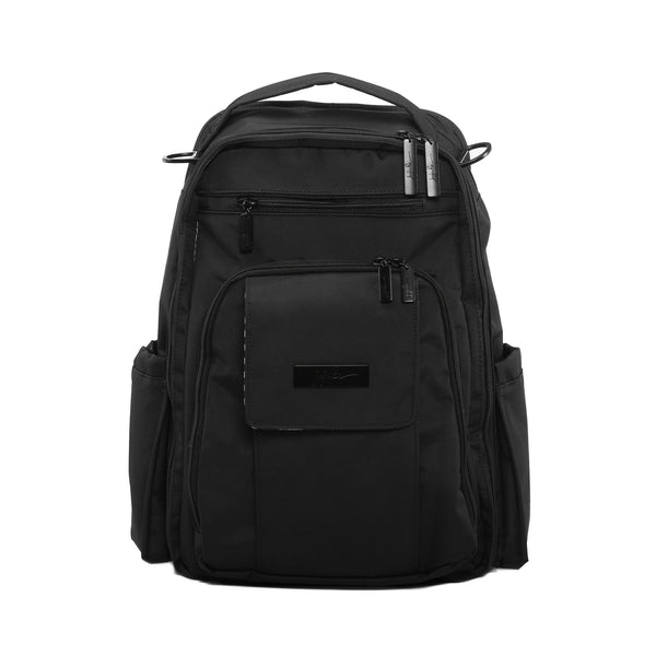 Ju-Ju-Be Onyx Be Right Back changing backpack Black Out *
