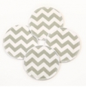 Breast Pads Chevy 4-pack (2 pairs)