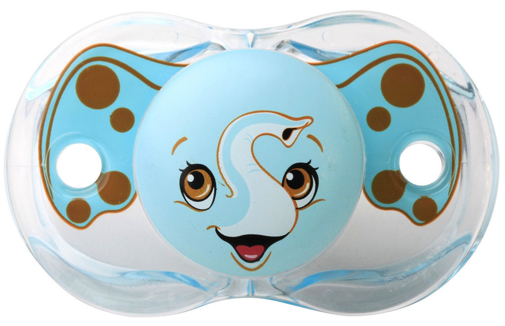 RaZ-Baby Keep-it-kleen pacifier Elfy Elephant