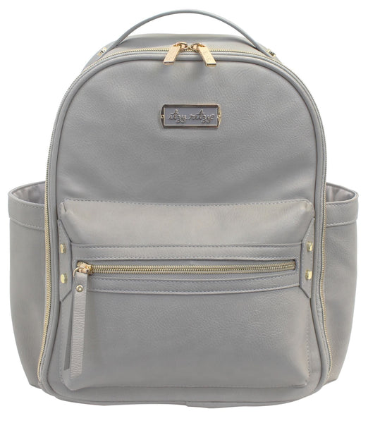 Itzy Ritzy Mini Backpack Gray