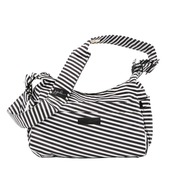 Ju-Ju-Be Onyx HoboBe changing bag in Black Magic *