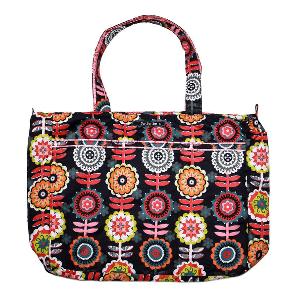 Ju-Ju-Be bag Super Be in Dancing Dahlias