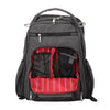 Ju-Ju-Be Onyx Be Right Back changing backpack Chrome *