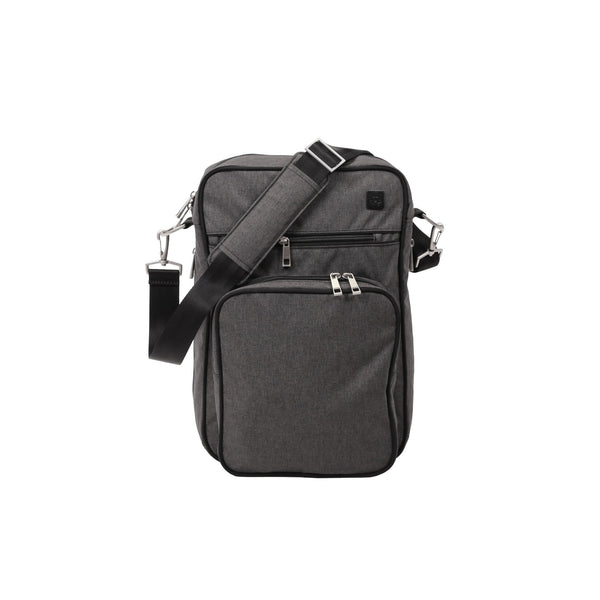 Ju-Ju-Be Onyx Helix changing bag in Chrome *