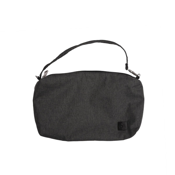 Ju-Ju-Be Onyx Be Quick pouch in Chrome *