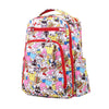 Ju-Ju-Be for Sanrio Be Right Back changing backpack Hello Sanrio *