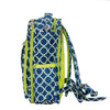 Ju-Ju-Be Be Right Back changing backpack Royal Envy *