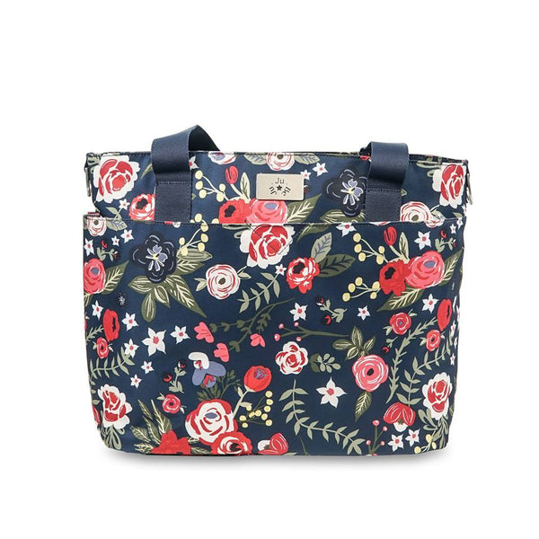 Ju-Ju-Be Encore Tote in Midnight Posy *