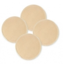 Breast Pads Nude 4-pack (2 pairs)