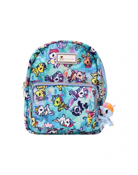 Tokidoki Watercolor Paradise Mini Backpack