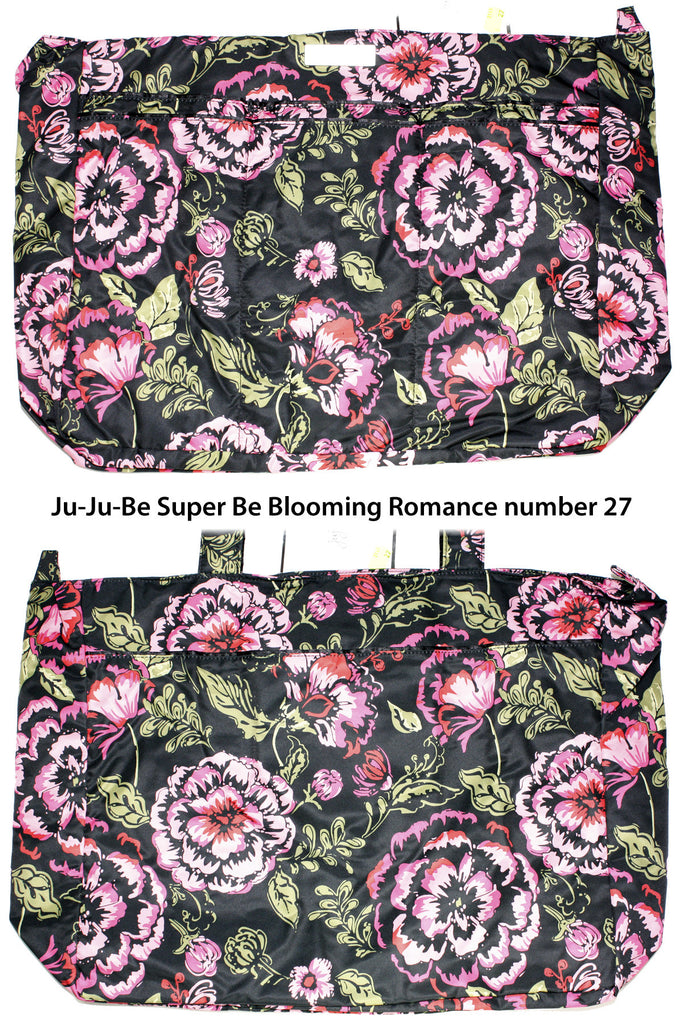 Ju-Ju-Be Super Be bag Blooming Romance