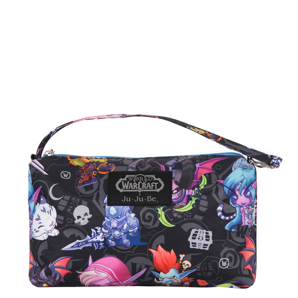 World of Warcraft x Ju-Ju-Be Be Quick pouch in Cute But Deadly *