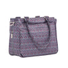 Ju-Ju-Be Be Classy diaper bag in Amethyst Ice