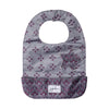 Ju-Ju-Be Be Neat Bib in Amethyst Ice *