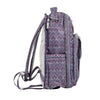 Ju-Ju-Be Be Right Back changing backpack Amethyst Ice *