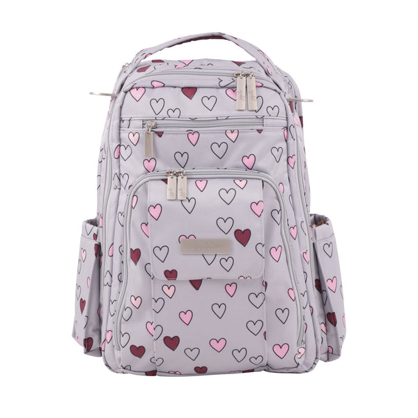 Ju-Ju-Be Be Right Back changing backpack Happy Hearts*