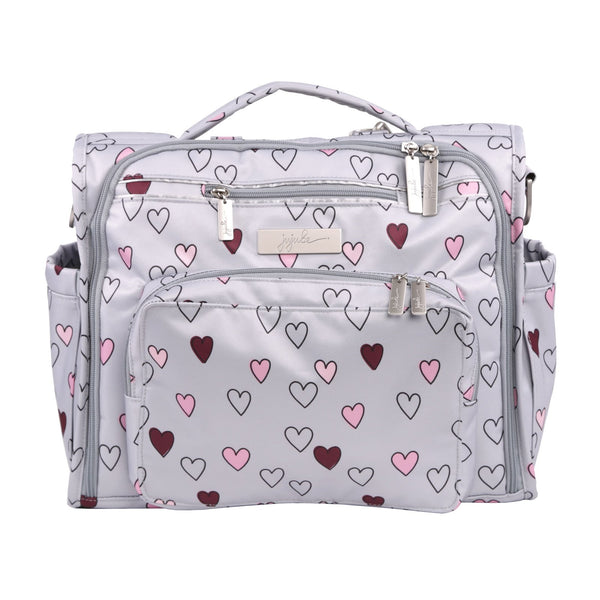 Ju-Ju-Be B.F.F. diaper bag Happy Hearts*