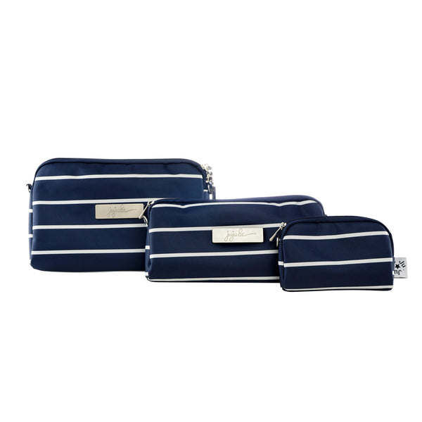 Ju-Ju-Be Coastal collection Be Set pouch set in the Nantucket *