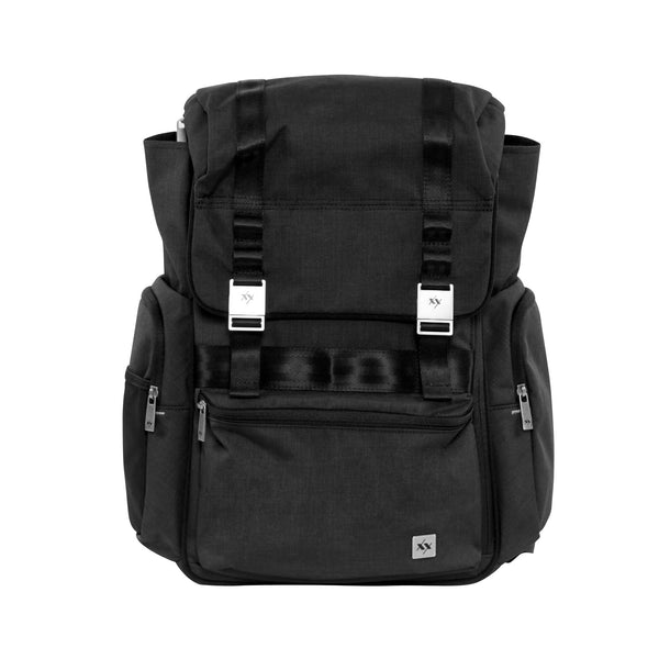 Ju-Ju-Be XY Hatch changing backpack in Carbon