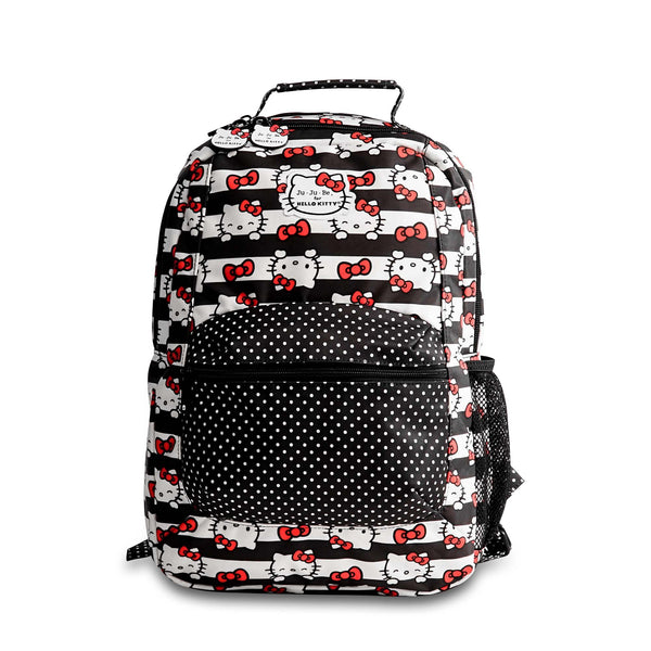 Ju-Ju-Be for Hello Kitty Be Packed backpack in Dots & Stripes