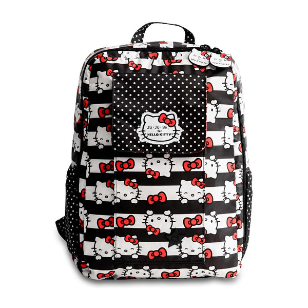 Ju-Ju-Be for Hello Kitty Mini Be backpack in Dots & Stripes