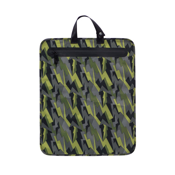 Ju-Ju-Be Onyx Be Dry wet bag in Black Lightning