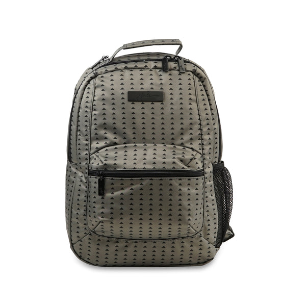 Ju-Ju-Be Onyx Be Packed backpack in Black Olive *