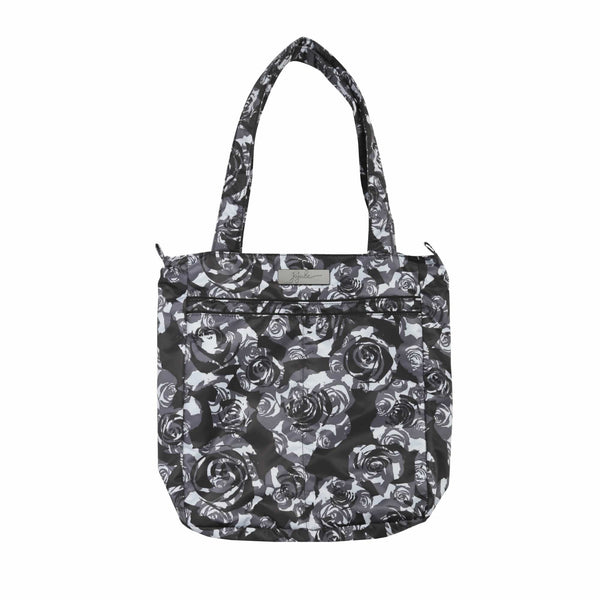 Ju-Ju-Be Onyx Be Light changing bag in Black Petals