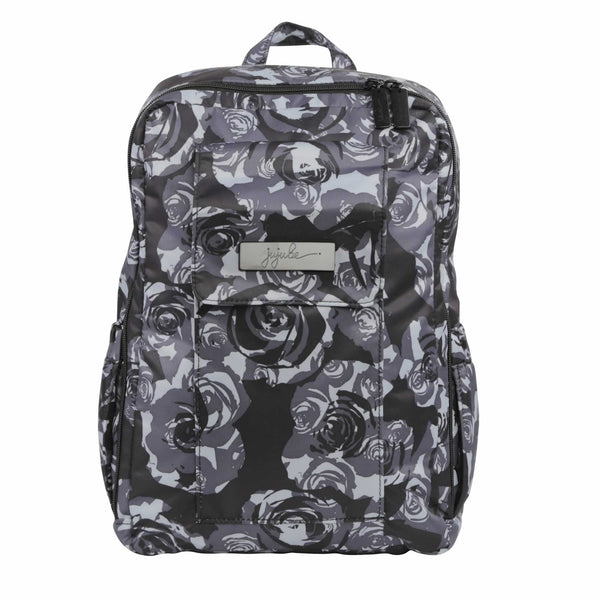 Ju-Ju-Be Onyx Mini Be backpack in Black Petals *