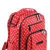 Ju-Ju-Be Onyx Be Right Back changing backpack Black Ruby *