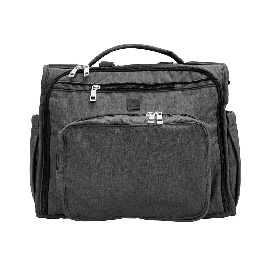 Ju-Ju-Be Onyx B.F.F. changing bag in Chrome