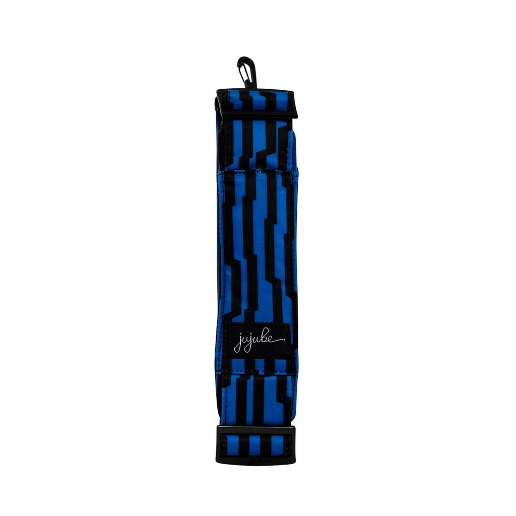 Ju-Ju-Be Onyx Messenger Strap in Electric Black