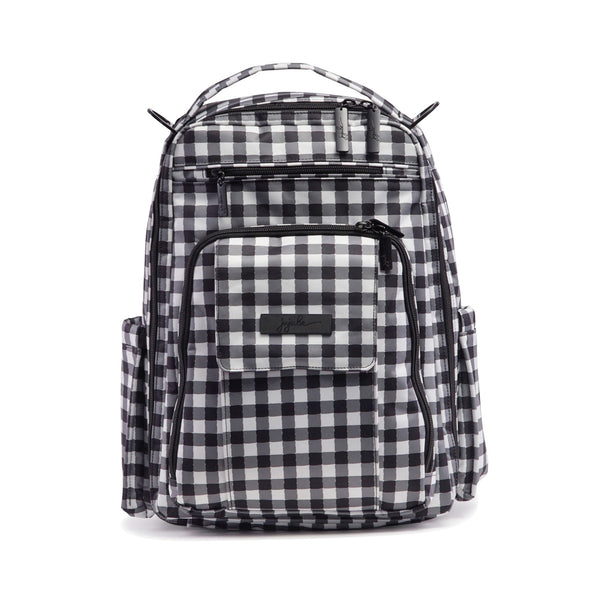 Ju-Ju-Be Onyx Be Right Back changing backpack Gingham Style *