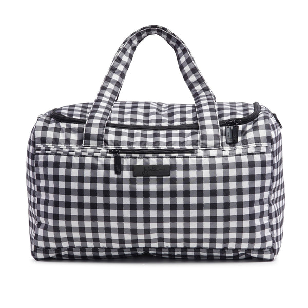 Ju-Ju-Be Onyx Starlet bag in Gingham Style *