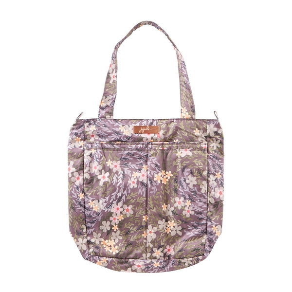 Ju-Ju-Be Rose Gold Be Light changing bag in Sakura at Dusk *
