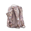 Ju-Ju-Be Rose Gold Be Right Back changing backpack in Sakura at Dusk *