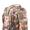 Ju-Ju-Be Rose Gold Be Right Back changing backpack in Whimsical Whisper *