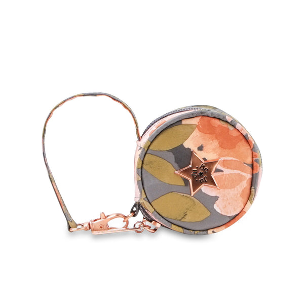 Ju-Ju-Be Rose Gold Paci Pod in Whimsical Whisper *