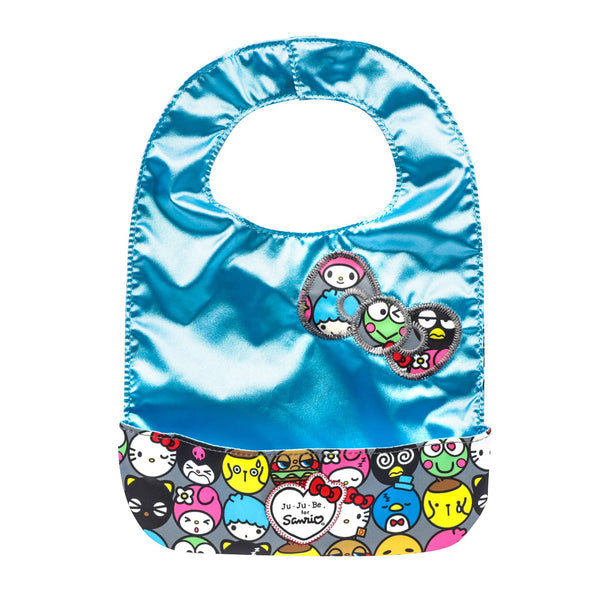 Ju-Ju-Be for Sanrio Be Neat Bib Hello Friends