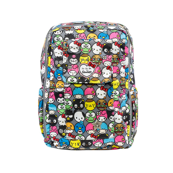 Ju-Ju-Be for Sanrio Mini Be backpack in Hello Friends