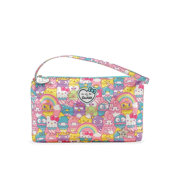 Ju-Ju-Be for Sanrio Be Quick pouch in Hello Sanrio Sweets