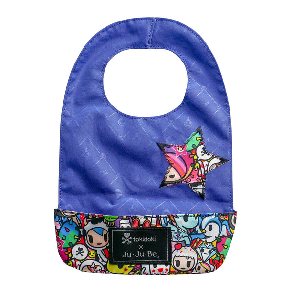 Ju-Ju-Be x Tokidoki Be Neat Bib in Iconic 2.0 *