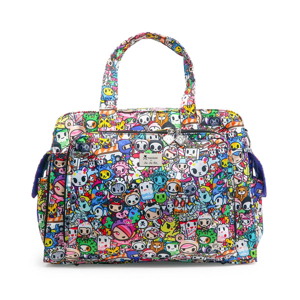 Ju-Ju-Be x Tokidoki Be Prepared diaper bag in Iconic 2.0 *