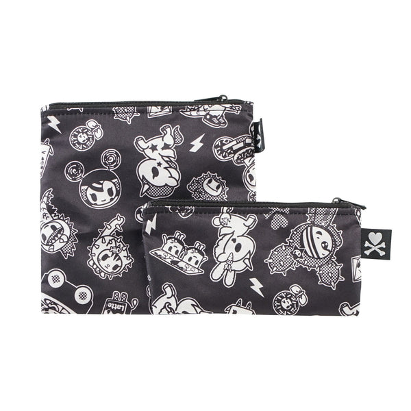 Tokidoki x Ju-Ju-Be Be Snacky snack bags in Queens Court