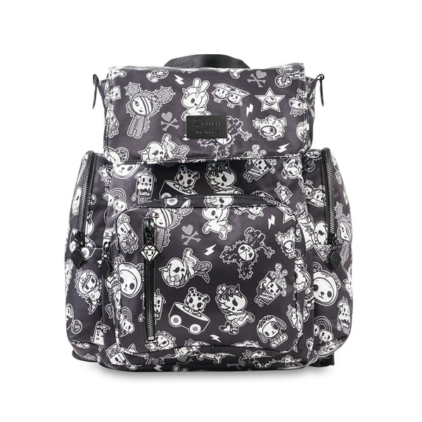 Ju-Ju-Be x Tokidoki Be Sporty diaper backpack in Queens Court