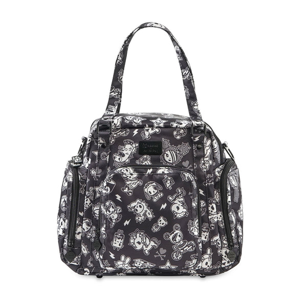 Tokidoki x Ju-Ju-Be Be Supplied breast pump bag in Queens Court