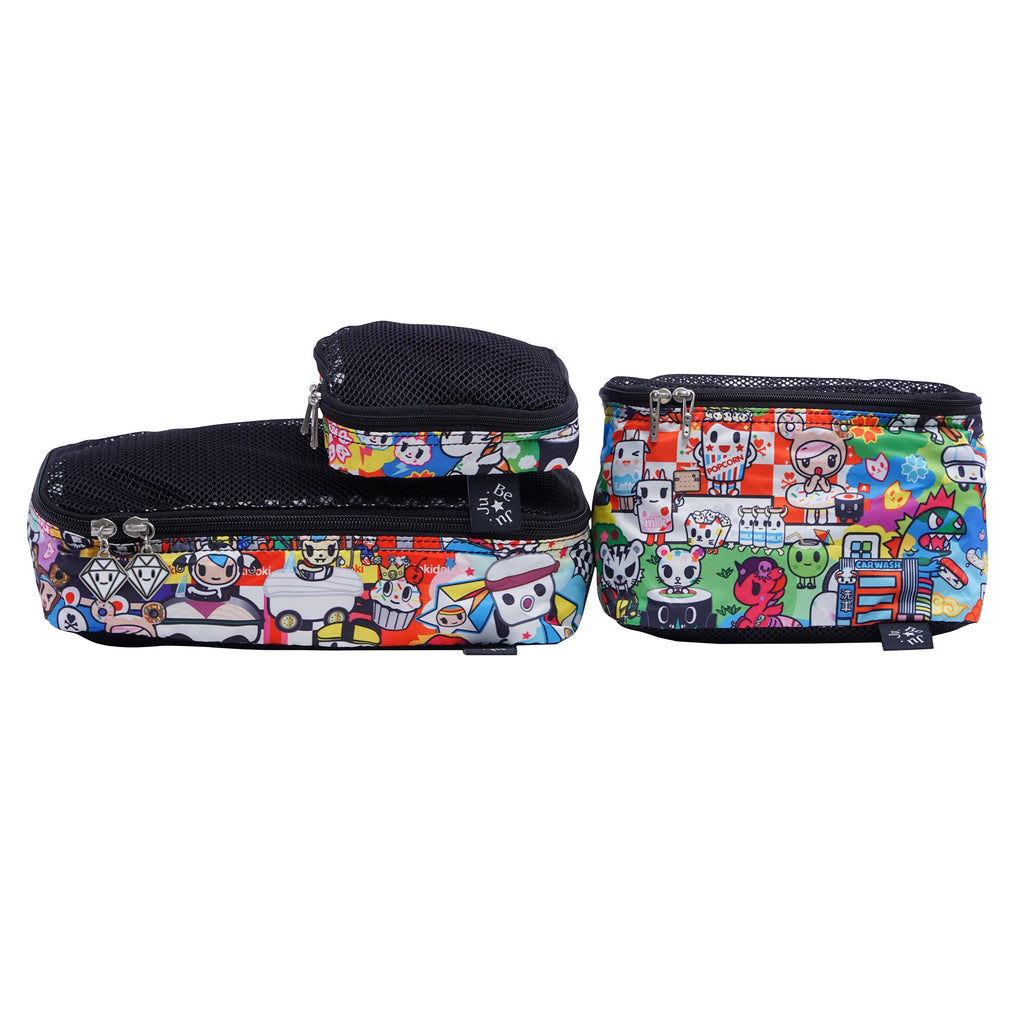 Ju-Ju-Be x tokidoki Be Organized in Sushi Cars *