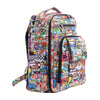 Ju-Ju-Be x Tokidoki Be Right Back diaper backpack in Sushi Cars *