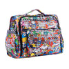 Ju-Ju-Be x tokidoki B.F.F. diaper bag in Sushi Cars *